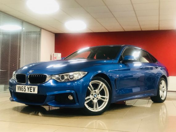 Used BMW 4 SERIES in Aberdare for sale