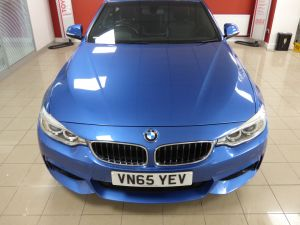 BMW 4 SERIES 418D M SPORT GRAN COUPE - 5252 - 31