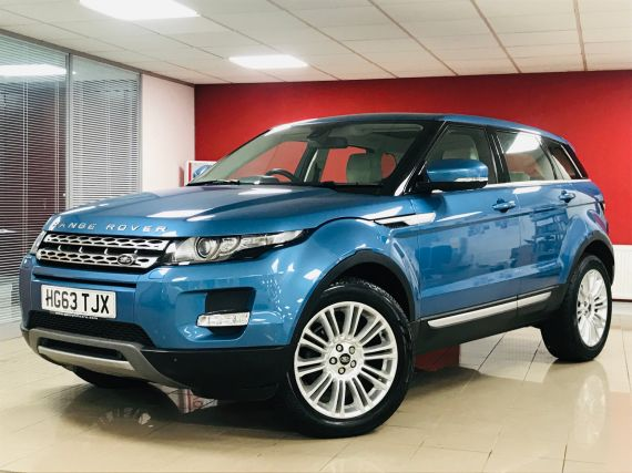 Used LAND ROVER RANGE ROVER EVOQUE in Aberdare for sale