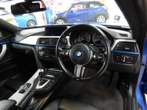 BMW 4 SERIES 418D M SPORT GRAN COUPE - 5252 - 8