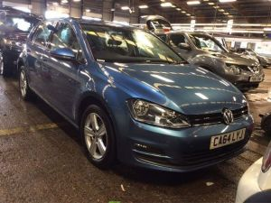 VOLKSWAGEN GOLF MATCH TDI BLUEMOTION TECHNOLOGY - 5106 - 1