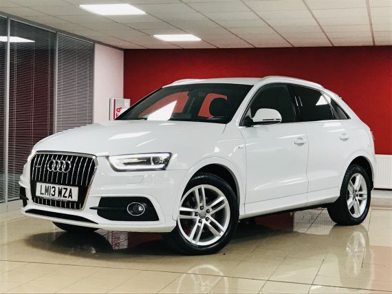 Used AUDI Q3 in Aberdare for sale