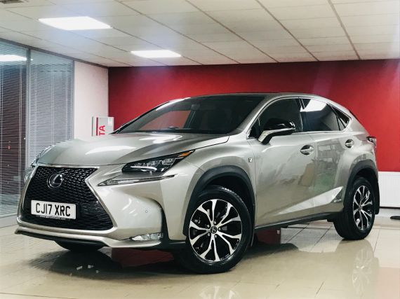 Used LEXUS NX300H in Aberdare for sale