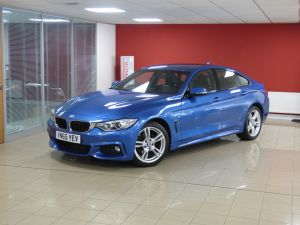 BMW 4 SERIES 418D M SPORT GRAN COUPE - 5252 - 1