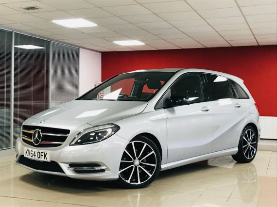 Used MERCEDES B-CLASS in Aberdare for sale