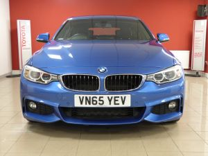 BMW 4 SERIES 418D M SPORT GRAN COUPE - 5252 - 25